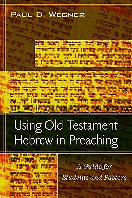 Using Biblical Hebrew in Ministry