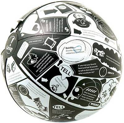 Picture of Throw & Tell(r) Storytellers Ball