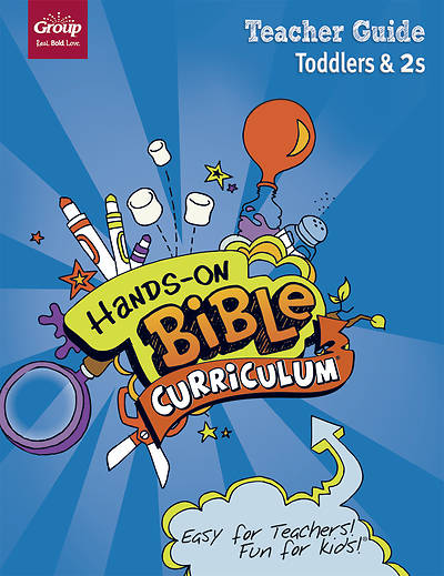 Picture of Hands-On Bible Toddlers & 2s Teacher Guide Summer 2020