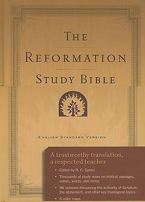 Reformation Study Bible ESV 2nd Ed W/Maps