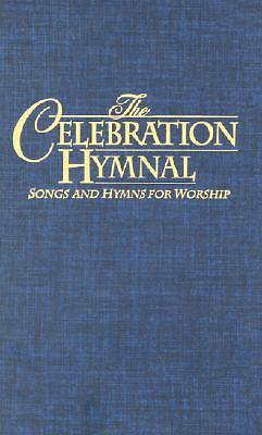 Celebration Hymnal Midnight Blue Pew Edition