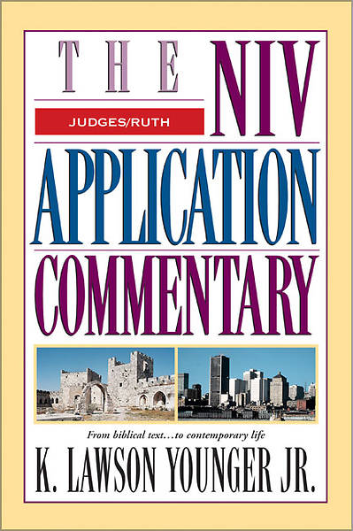 Commentary NIV Application Judges and Ruth