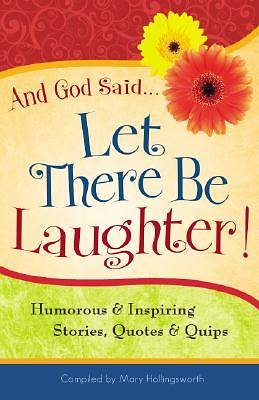 And God Said...Let There Be Laughter!