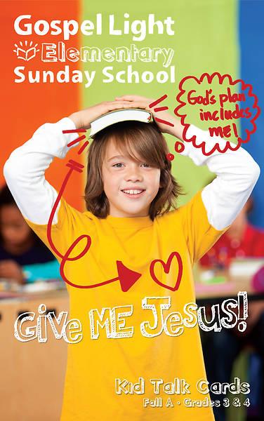 Picture of Gospel Light Grade 3-4 Talk Cards Yr A Fall