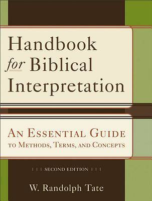 Handbook for Biblical Interpretation [ePub Ebook]