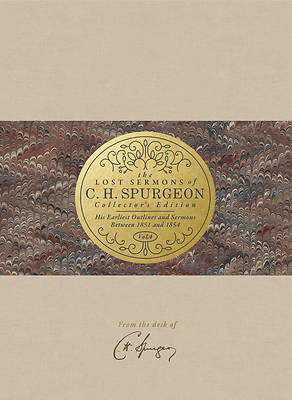 Picture of The Lost Sermons of C. H. Spurgeon Volume IV -- Collector's Edition