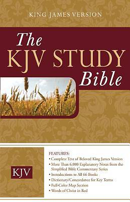 Picture of The King James Version Study Bible