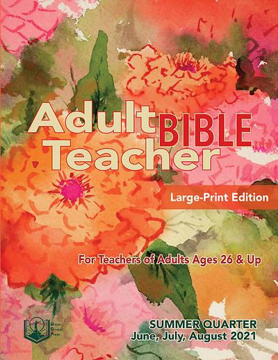 Picture of Union Gospel Adult Bible Teacher Large Print Summer 2021