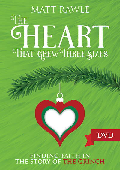 Picture of The Heart That Grew Three Sizes DVD