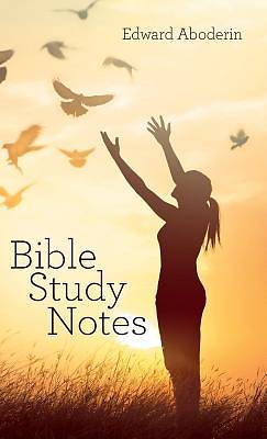 Picture of Bible Study Notes