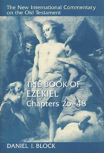 Picture of The New International Commentary on the Old Testament - Ezekiel 25-48