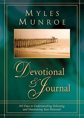 Myles Munroe Devotional and Journal