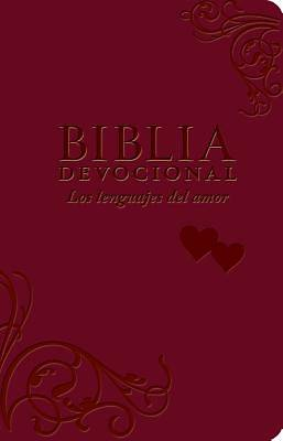 Picture of Biblia Devocional Los Lenguajes del Amor