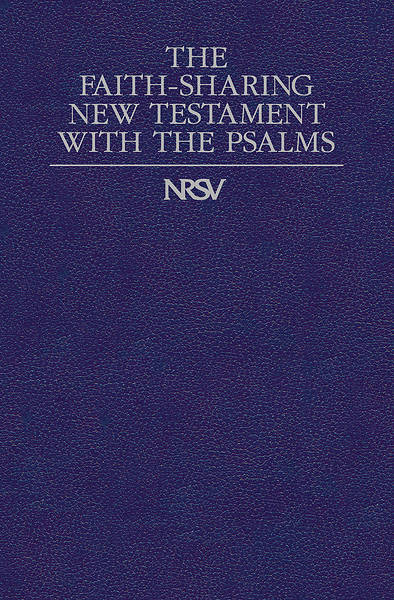 Picture of Faith-Sharing NRSV New Testament with Psalms