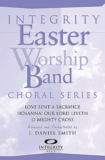 The Integrity Easter Worship Band Chord Series Booklet