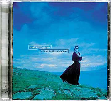 Marie Brennan Whisper to the Wild Waters CD