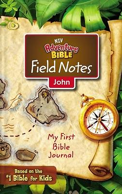 Picture of Niv, Adventure Bible Field Notes, John, Paperback, Comfort Print