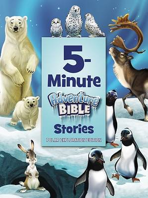 Picture of 5-Minute Adventure Bible Stories, Polar Exploration Edition