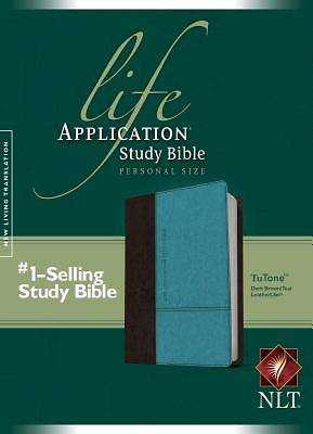 Life Application Study Bible New Living Translation Personal Size