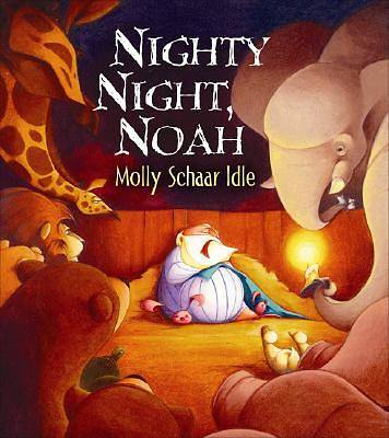 Nighty Night Noah - eBook [ePub]