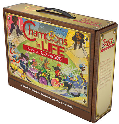 Picture of Vacation Bible School (VBS) 2020 Champions in Life Starter Kit