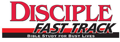 Disciple I Fast Track Participant Guide, Study Manual, and CEB Study Bible