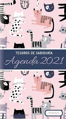Picture of 2021 Planificador - Tesoros de Sabiduría - Gatos