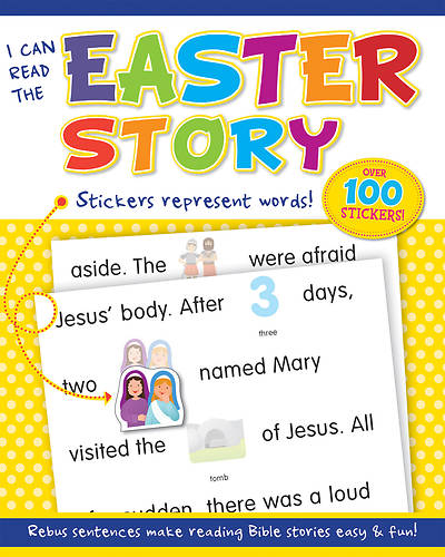 Picture of I Can Read The Easter Story