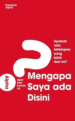 Picture of Alpha Course Guest Manual, Indonesian Edition