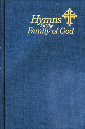 Hymns for the Family of God Midnight Blue