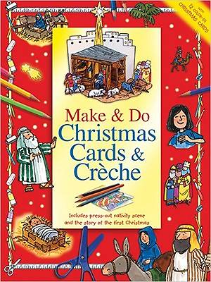 Make & Do Christmas Cards & Creche