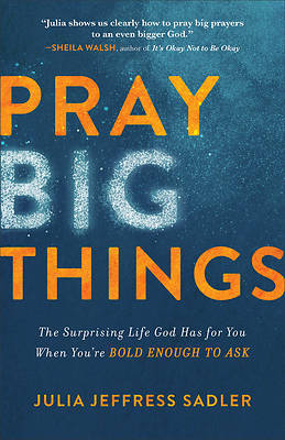 Picture of Pray Big Things