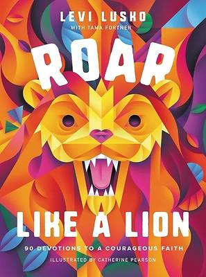 Picture of Roar Like a Lion