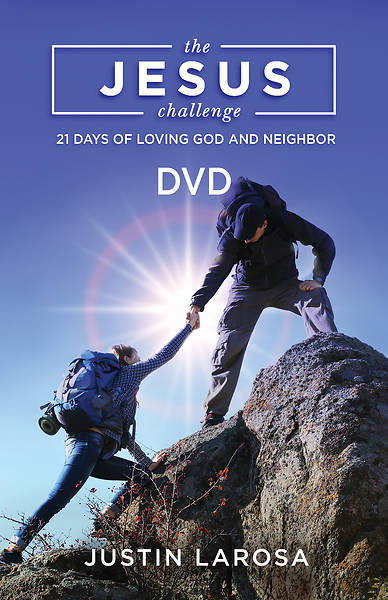 Picture of The Jesus Challenge DVD