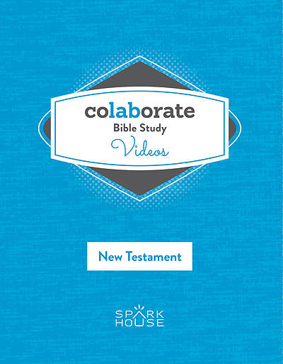Picture of Colaborate: Bible Study DVD: New Testament