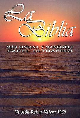 Spanish Reference Bible-RV 1960