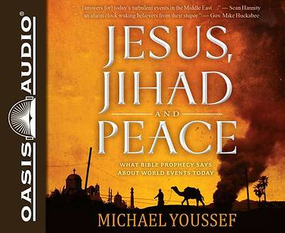 Picture of Jesus, Jihad and Peace (Library Edition)