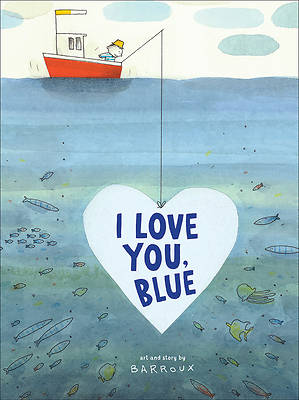 Picture of I Love You, Blue