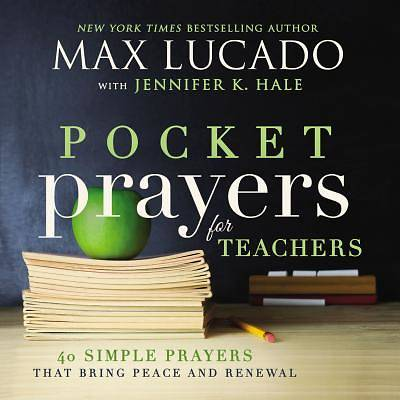 Picture of Pocket Prayers for Teachers