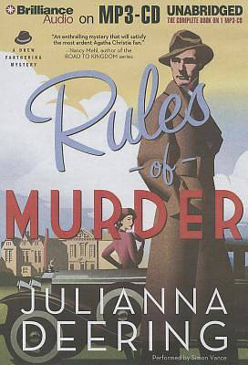 Picture of Rules of Murder