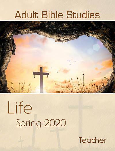 Picture of Adult Bible Studies Spring 2020 Teacher - eBook [ePub]
