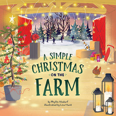 Picture of A Simple Christmas on the Farm