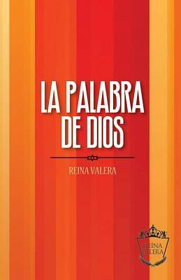 Reina Valera Outreach Bible Orange Stripes
