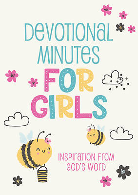 Picture of Devotional Minutes for Girls