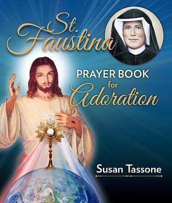 Picture of St. Faustina Prayer Book for Adoration