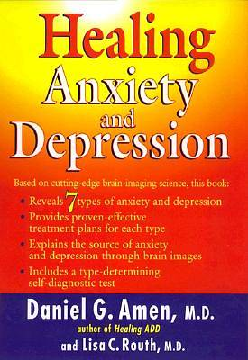 Picture of Healing Anxiety and Depression