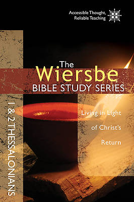 Picture of The Wiersbe Bible Study Series: 1 & 2 Thessalonians