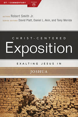Picture of Exalting Jesus in Joshua