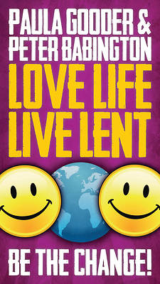 Love Life Live Lent, Adult/Youth Booklet