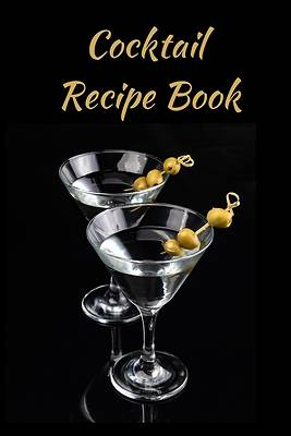 Picture of Cocktail Recipe Book